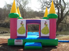 Princess Jumping Castle