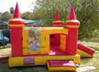 Winnie the Pooh Jumping Castle