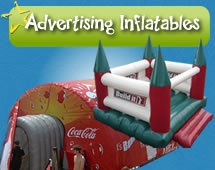 Advertising Inflatables for hire