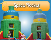 Space Rocket for hire