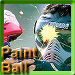 Paint Ball War Games