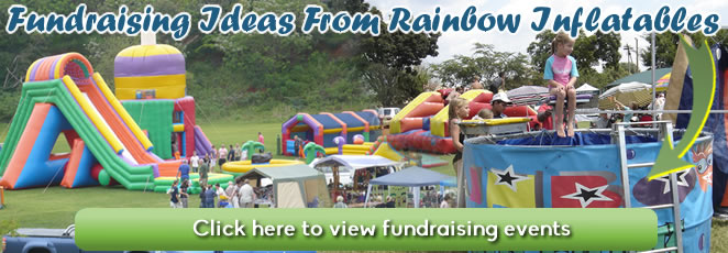 Fundraising ideas and events
