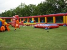Inflatable Paintball Battle Field:2