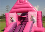 Barbie House Jumping Castle