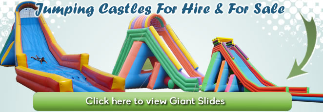 Giant slides for hire