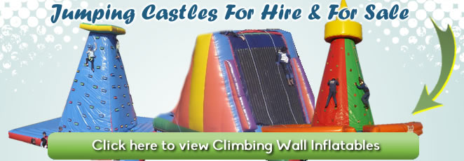 Climbing Wall Inflatables